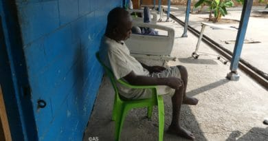 Ghana, la solitudine dei malati mentali in corsie che erano prigioni