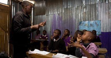 Kenya, una nuova app per aiutare i ragazzi non udenti in DAD